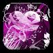 Purple Hearts Art Wallpaper 4K by Pusher Studios Developer