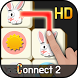 Connect2 HD -free mahjong game by joysoftgames