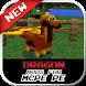 Dragon Mods for MCPE by Yupa Dev
