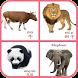 Puzzle Animal by ZAJO移动科技