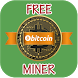Free Bitcoin Miner - Earn BTC by PMobile Games