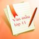 van mau lop 11 by APP KUTE