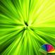 Big Bang Green XP Theme by Arjun Arora
