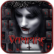 Vampire night Keyboard Theme by hot keyboard themes