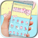 Bowknot Kawaii Kitty Pink by Backgrounds and Anime Launcher