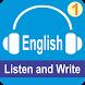 English Listen And Write part 1 by NGHIÊM XUÂN TRƯỜNG