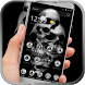 Hell Silver Skull by HD wallpaper and theme