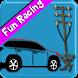 Electric Pole : Fun Racing by Waskita Chandra