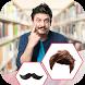Men Hair Styles and Mustache by Riseum Technosoft