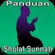 Panduan Sholat Sunnah Lengkap by Cuphy Dev