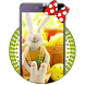 cute rabbit bowkont theme by Christina_Liang