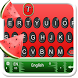 Watermelon Keyboard Theme by 7star princess