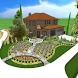 Home Garden Sketch