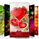 HD Love Live Wallpaper by wordsmobile
