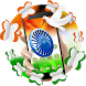 India Independence Day Flag Theme by Theme Design Dreamer