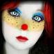 Creepy Clown Girl by boxofninjas.com