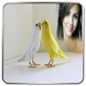 Flying Bird Photo Frame by Tocus App