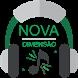 Rádio Nova Dimensão by Aplicativos Mx
