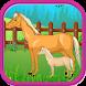 Horse Baby Birth by Ozone Development