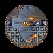 Clown Fish GO Keyboard by CuteKeyboards