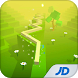 Dancing Snake Line by JDSoft_Inc