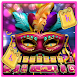 Carnival Mardi Gras Keyboard Theme by Classic Android Themes