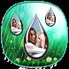 Rain Drop Photo Frame : Auto by MNM Developer