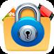 برنامج اخفاء الصور والفيديو برقم سري by Mobile Arabi Apps