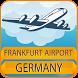 Flights Live Tracker - Frankfurt Airport Germany by Jitendra Choudhary