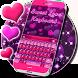 Sweet Love Keyboard Theme by Redraw Keyboard