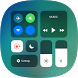 Control Center iOS 11 - Phone X Control Panel by Lomo Studio