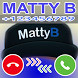 A Fake Phone Call From MattyB Raps Prank by Delidev
