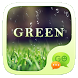(FREE) GO SMS GREEN THEME by ZT.art