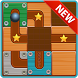 Roll Ball Unblock Me: Rolling Ball Slide Puzzle by MALKI-DEV