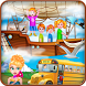School Trip Games for Girls by Cooking Club