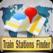 Train Stations Finder by kamloopsboy