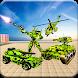 US Army Robot Transform Tank War by Gametrends studios