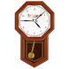 Tick Tock Pendulum Clock by SoloSeal