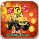 Stripes Warrior Blaze by Blaze and Monster Machines Games