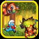 Super Smurf Jungle World by lbridprodev