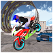 Impossible Bike Attack: Cop Car City Police Chase by Funny Play Games