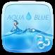 Aqua Blue GO Launcher Theme