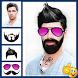 Men Hair Mustache Style Beard Photo Collage Editor by Benzyl Studios