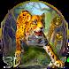 Angry Jaguar Forest 3D Launcher Theme
