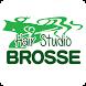 石岡市美容室 BROSSE 公式アプリ by イーモット開発
