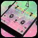 Keyboard Theme -Lovely Panda by Eva Awesome Theme