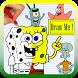 How to Draw SpongeBob SquarePants