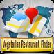 Vegetarian Restaurant Finder by kamloopsboy