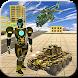US Army Robot Transform War by Gametrends studios
