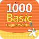 1000 Basic English Words 1 by Compass Publishing